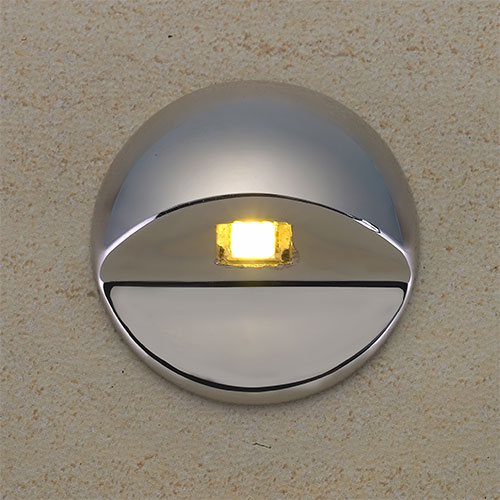Stainless Steel Led Courtesy Lights Aqualine